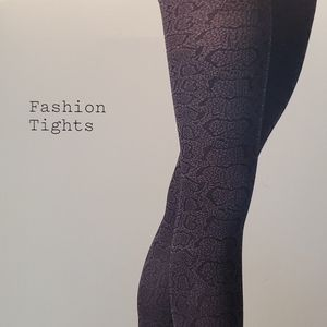 New black gray fashion tights a new day